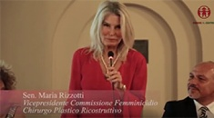 Sen. Maria Rizzotti - Vicepresidente Commissione Femminicidio