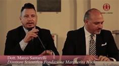 Dott. Marco Santarelli - Direttore Scientifico Fondazione Margherita Hack