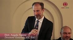 Dott. Angelo Tanese - Direttore Generale ASL RM1