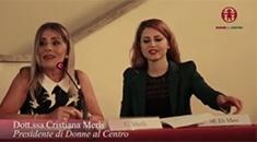 Dott.ssa Cristiana Merli - Presidente di Donne al Centro